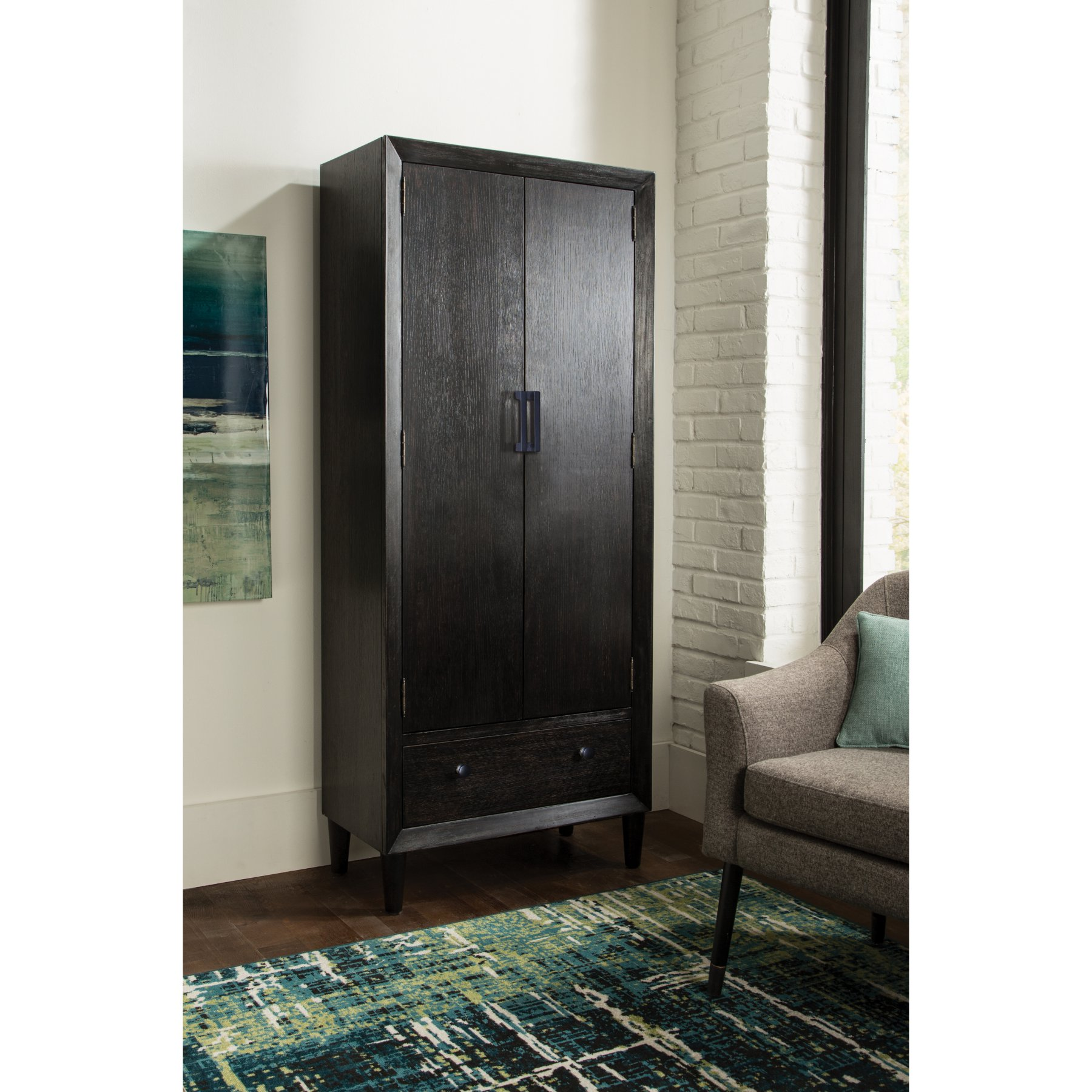 Scott Living Tall Accent Cabinet  950927