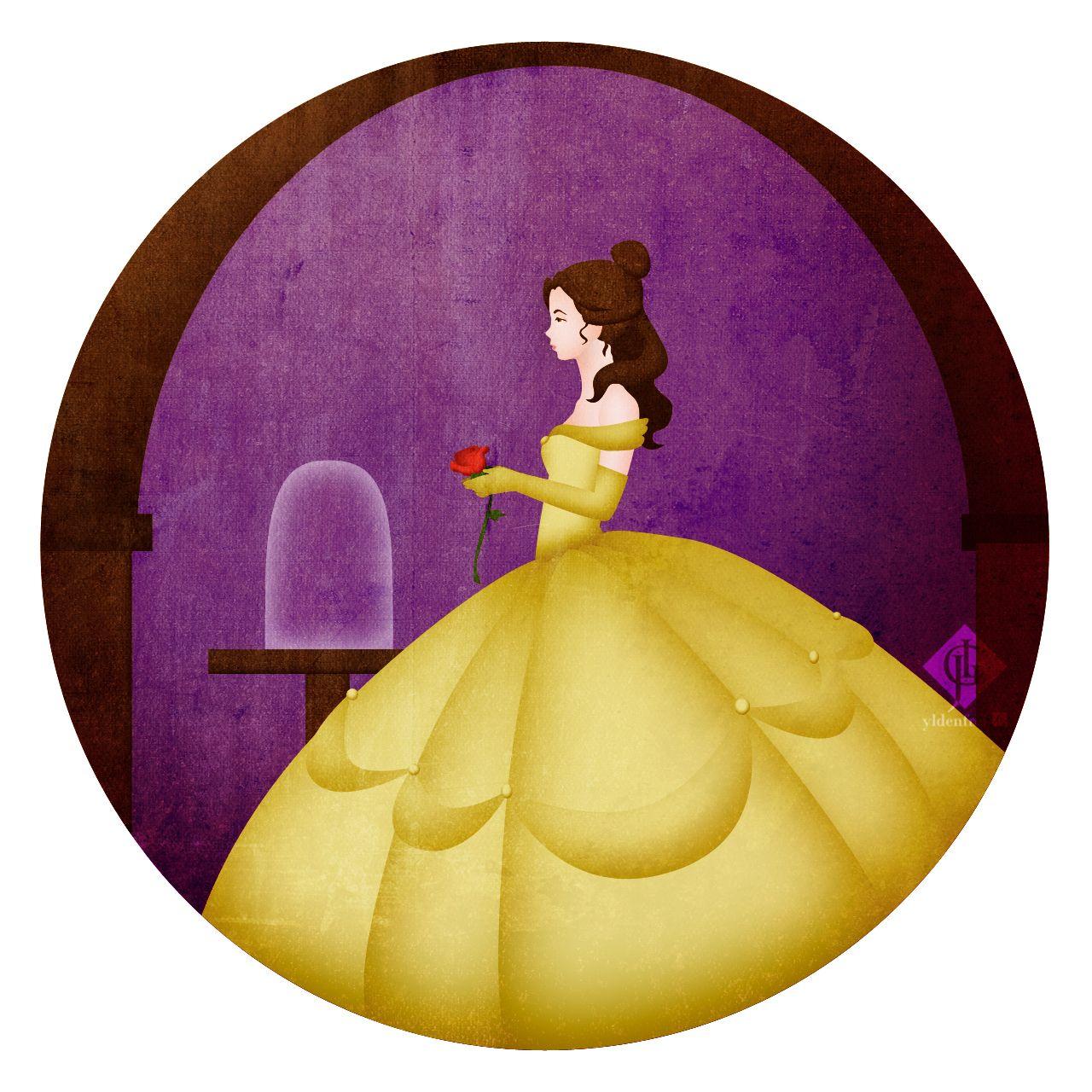 Belle by Ylden.deviantart.com on @deviantART