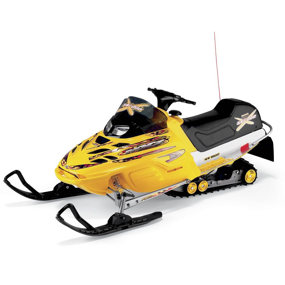 The Ski Doo Rc Snowmobile Hammacher Schlemmer Snowmobile Hammacher Hammacher Schlemmer