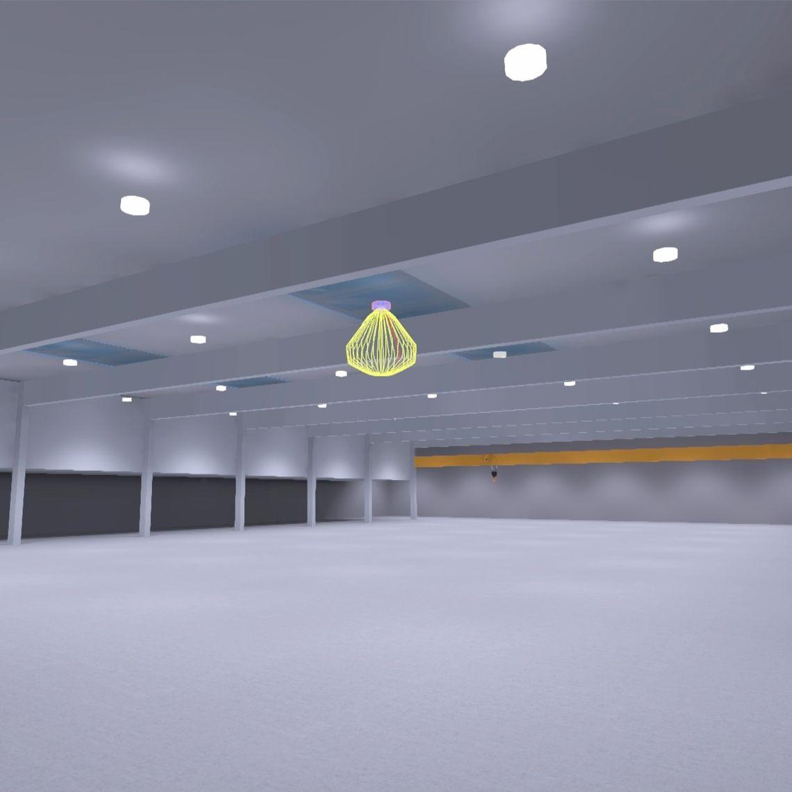 Bur Lighting Bunte Und Remmler Lichtplanungen Led Beleuchtung Walzerei Lichtplanung Lichtdesign Licht