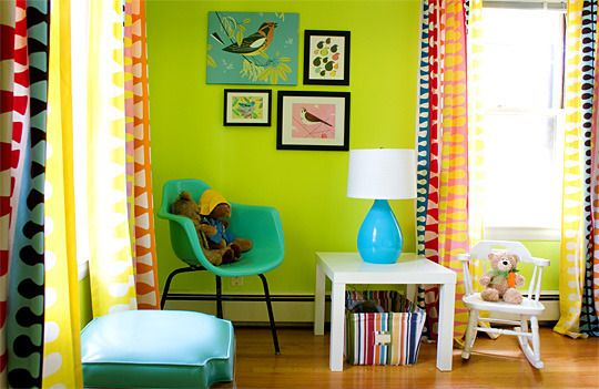 Le To Emerald Green Kids Rooms