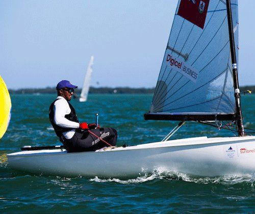 #Bermuda's Rockal Evans Begins Competing in Sailing 2017 World Cup Series https://t.co/KuyKxdATc9 https://t.co/Ln3MpfH9FP