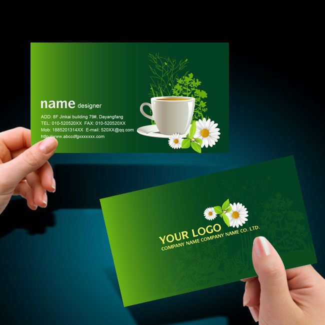 tea business card tea business card design and enjoy the card