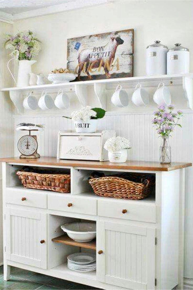 Farmhouse Kitchen Ideas & PICTURES of Country Farmhouse