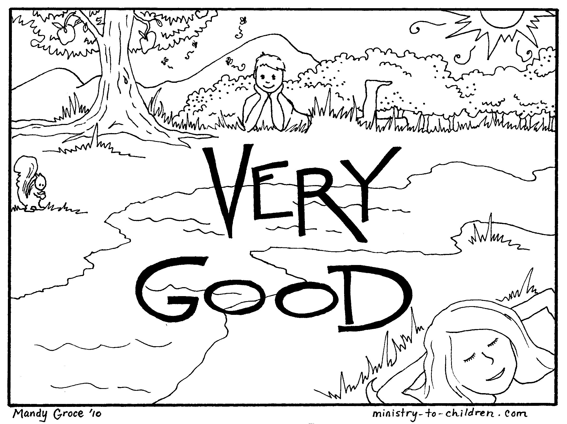 Coloring Pages Ministry To Children