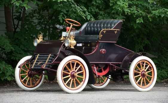 1903 Cadillac Model A Runabout Made By Henry M Leland