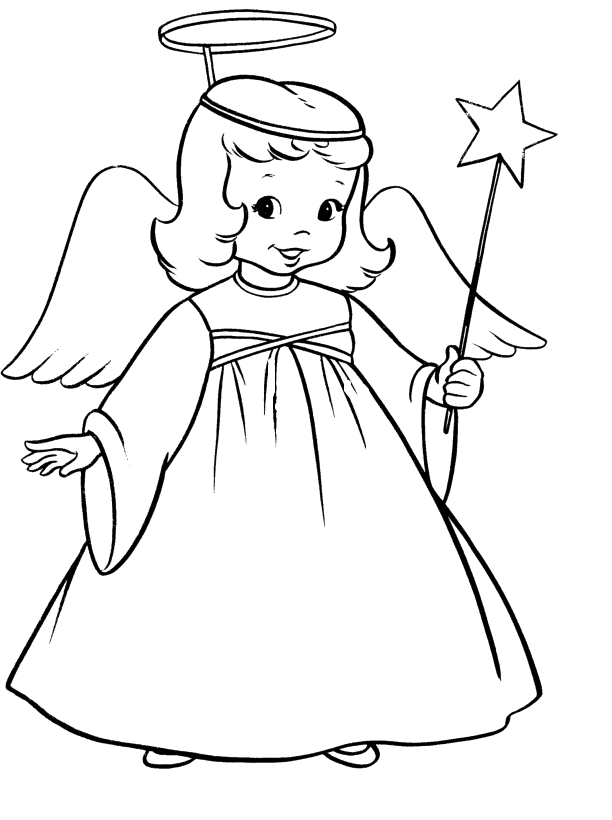 best collection of printable coloring pages of angels to print out and color description from