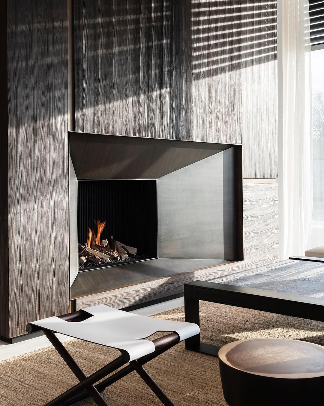 modern fireplace in your interior fireplace pinterest modern