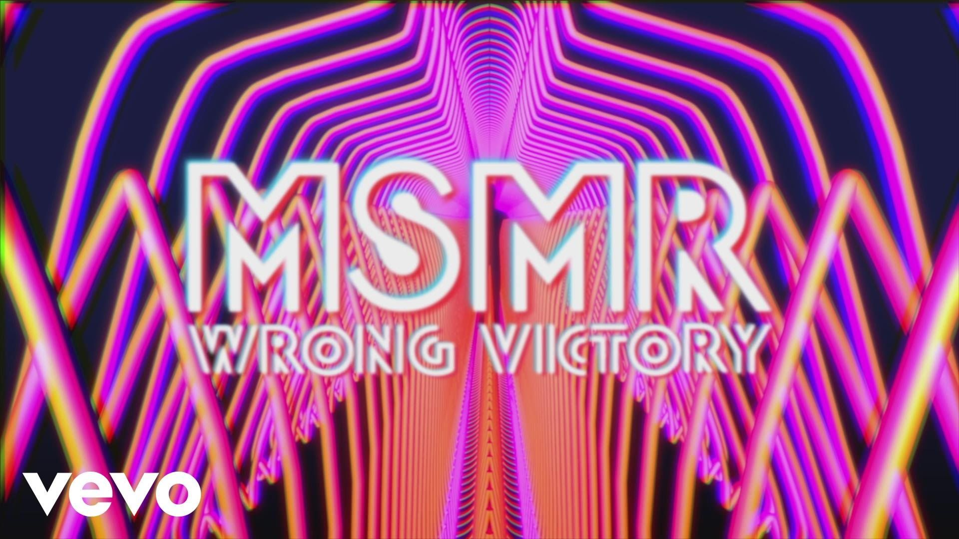 MS MR - Wrong Victory (audio) - YouTube
