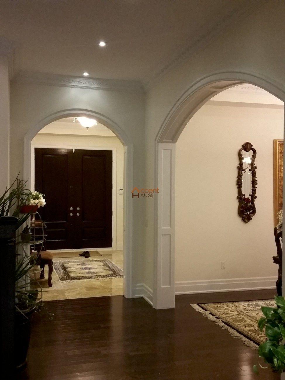 Archways Casement Millwork Arched Interior Doors