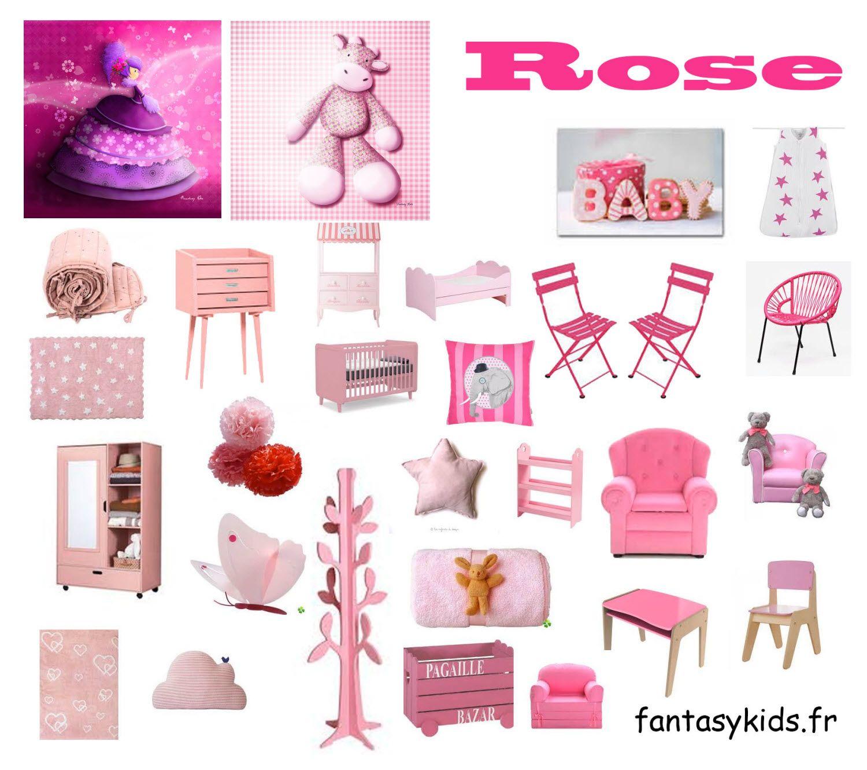 Couleur deco chambre fille rose | chambre britany et coralie | Pinterest