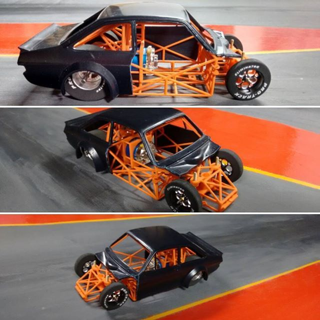 Pin On MagDragster Slotless Model Car Racing