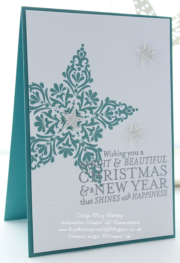 Lizy\'s House Of Cards: Bright & Beautiful - Stampin\' Up! | Stampin ...