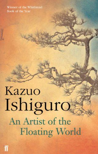 An Artist Of The Floating World Kazuo Ishiguro Books Reading
