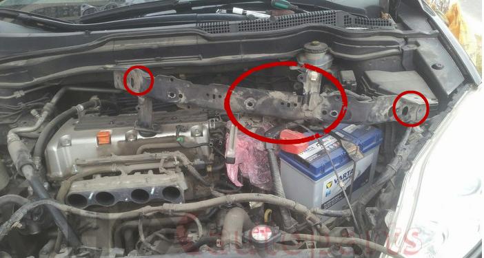 How To Repair 2003 2007 Honda Crv Honda Accord Starter 2 4l Honda Crv Honda Accord Honda