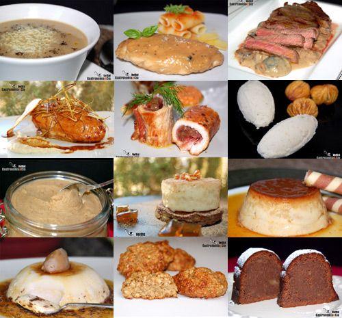 Doce Recetas Con Castañas Recetas Para Cocinar Recetas Recetas De Comida