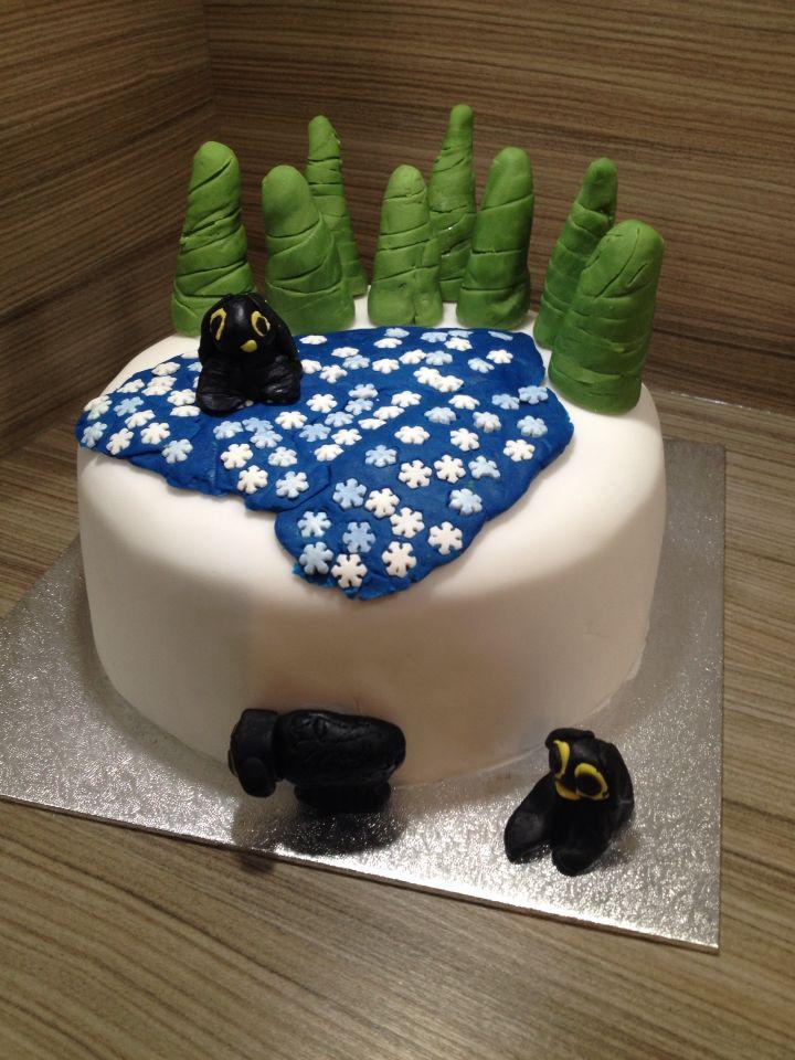 Fruit birthday cake made to Xmas cake recipe with plenty brandy