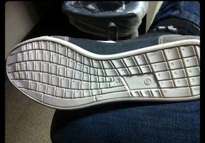 Nerd Shoes FTW!