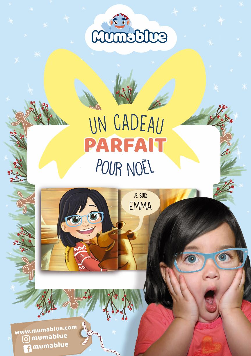 Un Cadeau De Noel Parfait Un Livre Personnalise Avec L