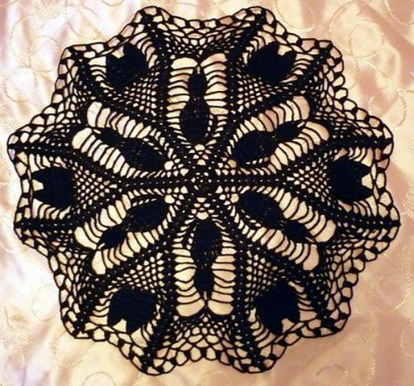 40 Creative Doily Craft Ideas For You