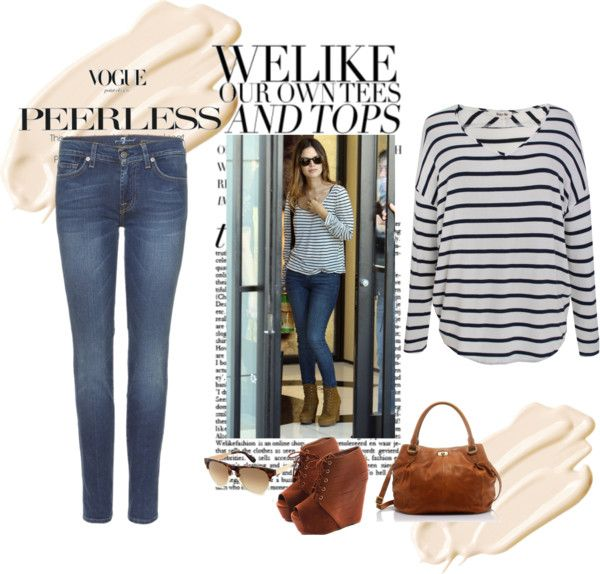 Casual Fall Outfit, created by abbytamase on Polyvore