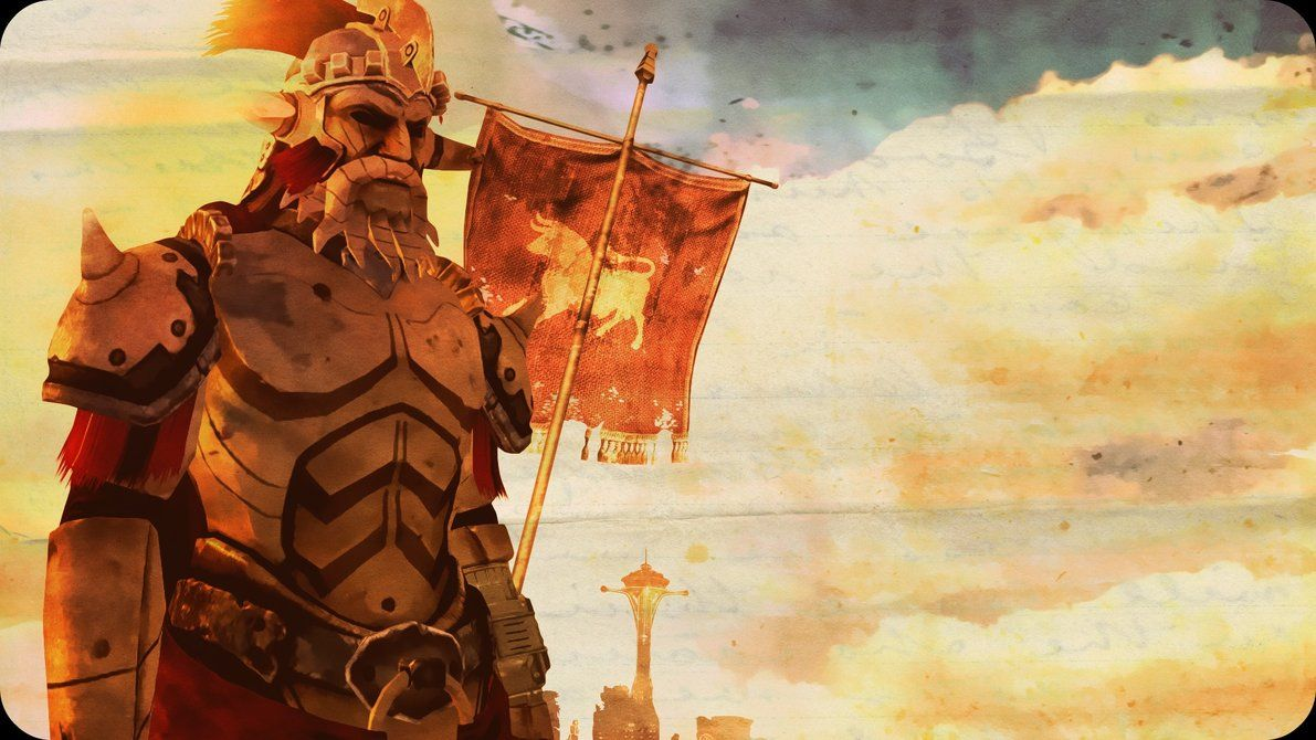 Legate Is The Highest Rank Besides Caesar Himself This Is Legate Lanius Second In Command Of The Legion Legate Fallout New Vegas Fallout Cosplay Fallout