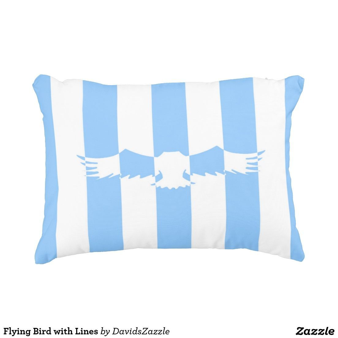 Flying Bird with Lines Throw Pillow Available on more products! Use the design name to search my Zazzle Products Page. | realistic flying bird tattoos #eagle #bird #flight #flying #fly #feather #wings #blue #sky #take #white #animal #nature #planet #earth #illustration #silhouette #chic #contemporary #buy #sale #zazzle #throw #pillow #home #decor #accent #bedroom #living #room #apartment #den