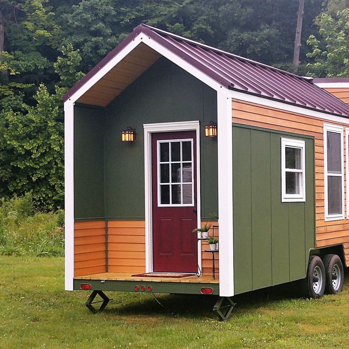 Kingfisher Tiny House For Sale In Evansville Indiana Tiny House Listings Tiny House Tiny House Luxury Tiny House Listings