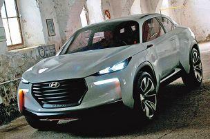 Hyundai Intrado Concept: Geneva 2014
