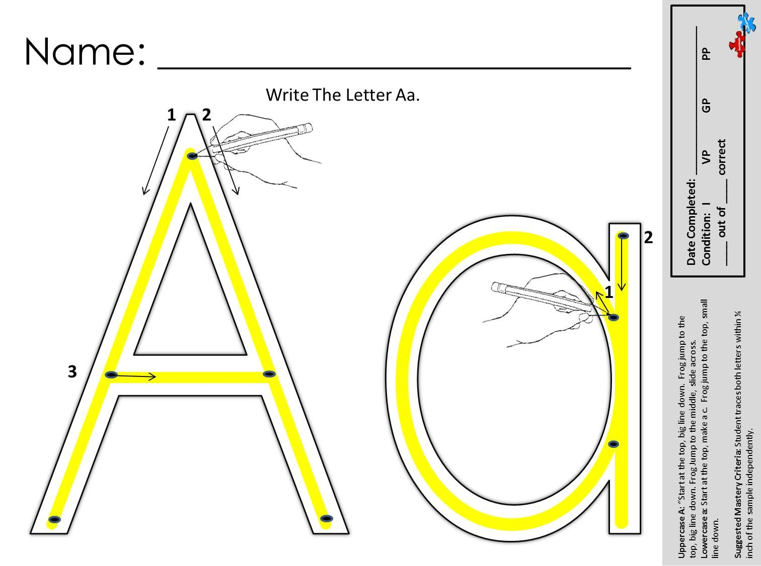 Download And Print These For Every Letter Of The Alphabet