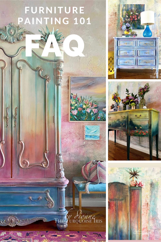 Photo of Furniture Painting FAQ