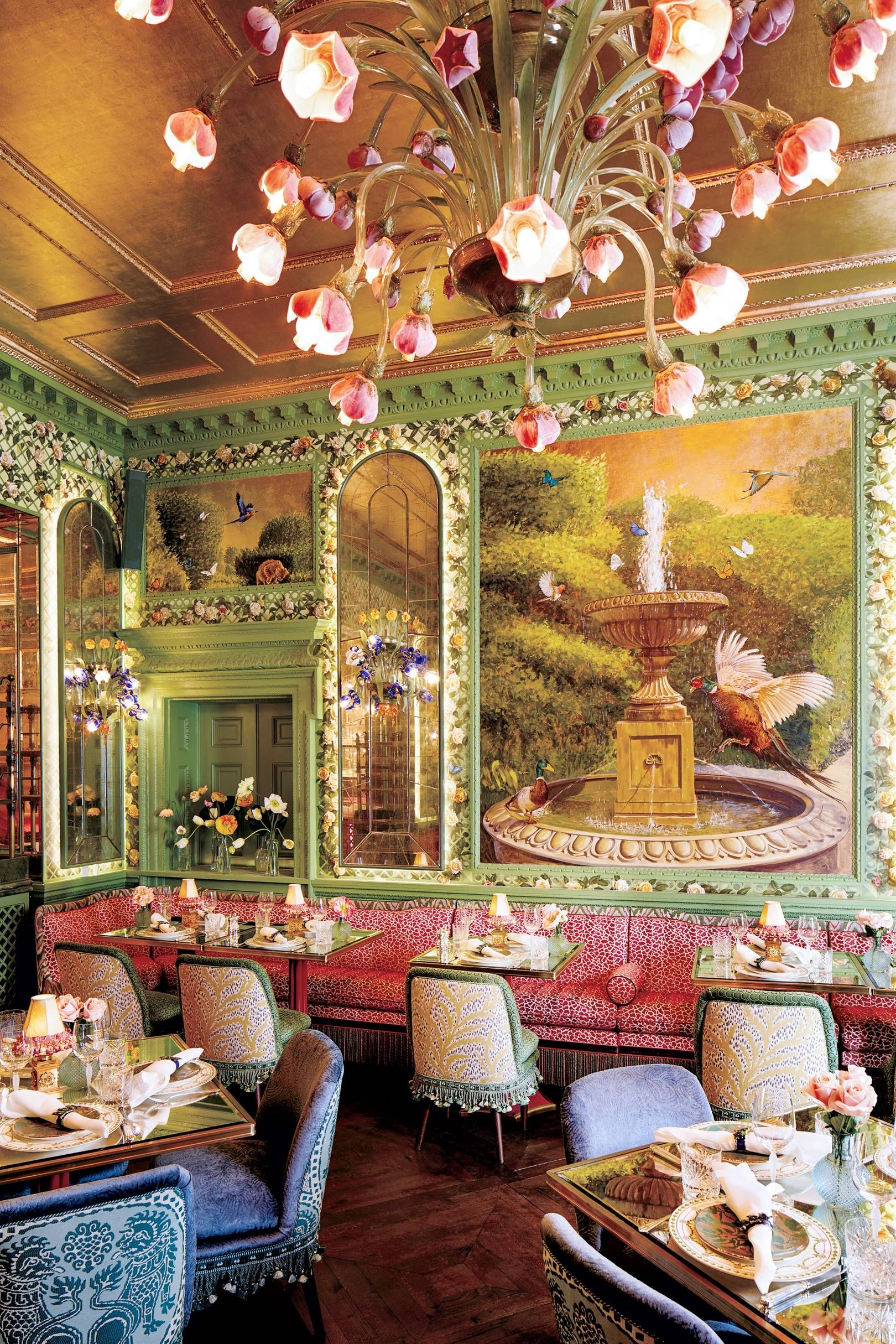 We\'re salivating over the interiors of the newly designed Annabel\'s ...
