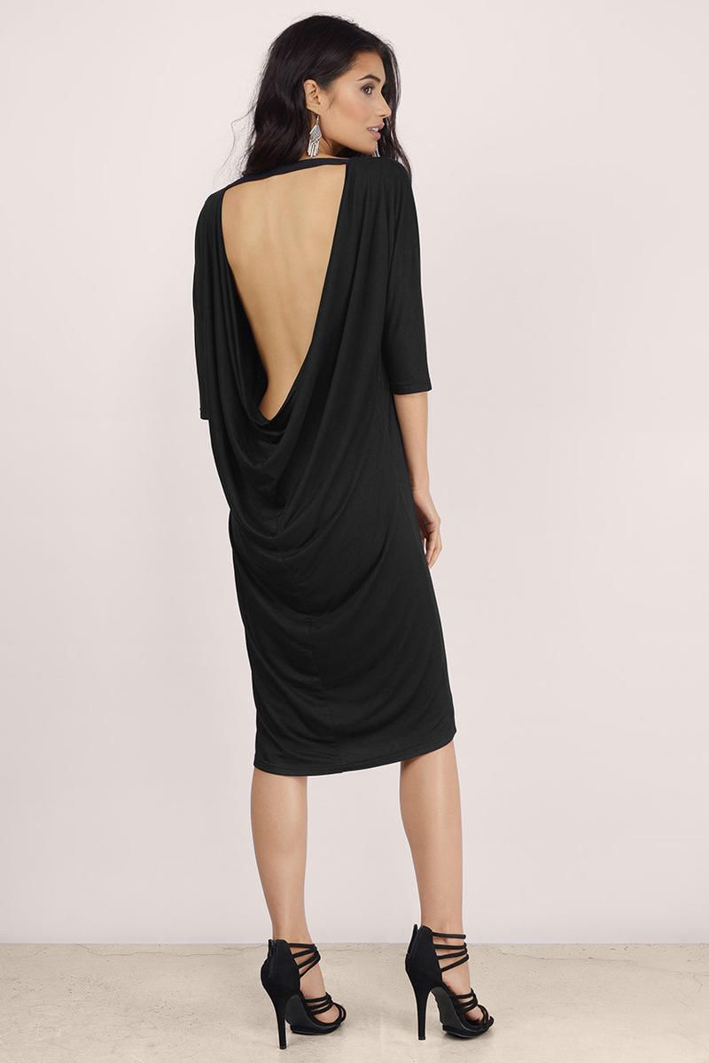 Hanging on midi dress at tobi shoptobi closet pinterest