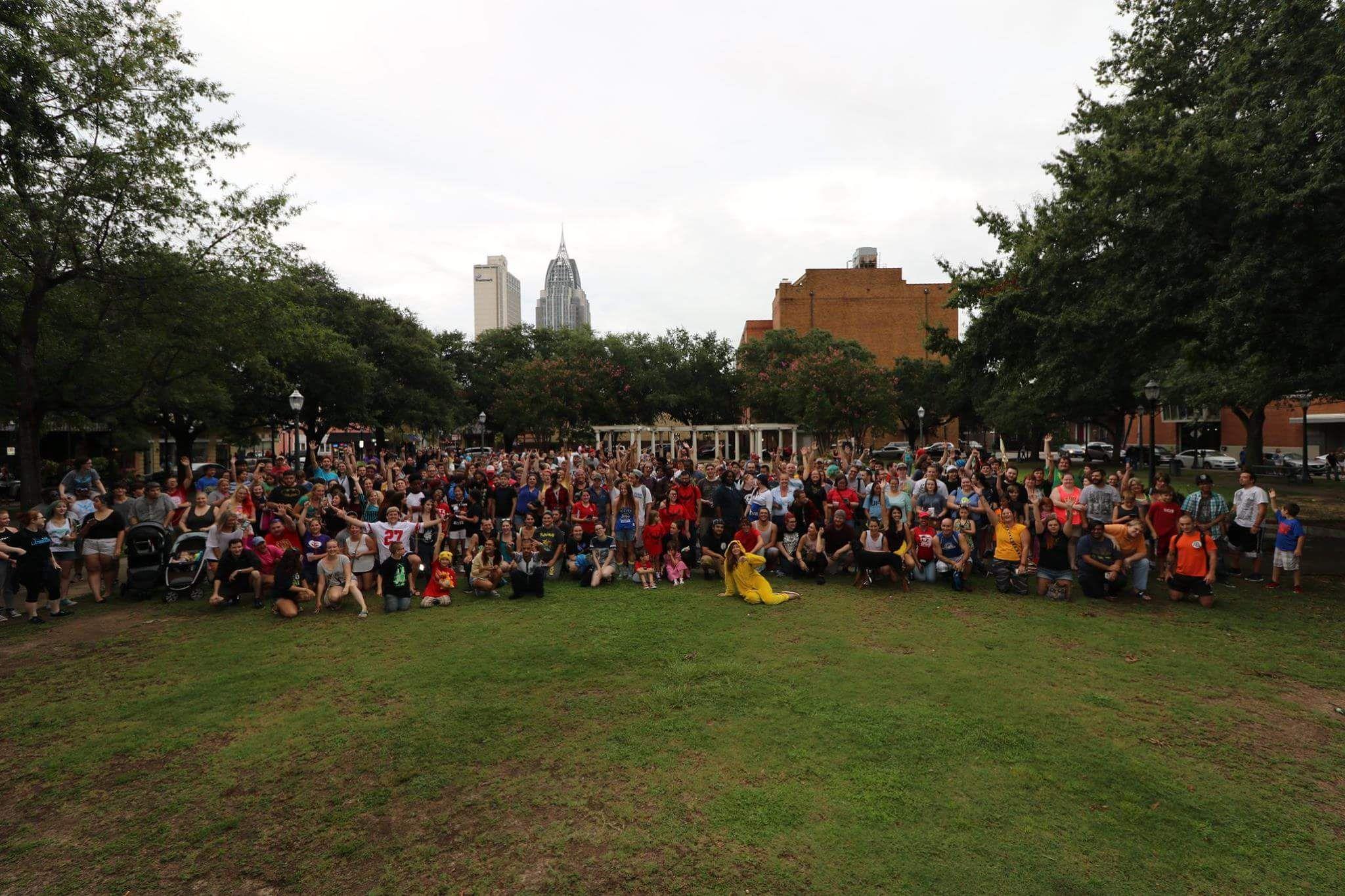 Lure Fest in Alabama Tonight