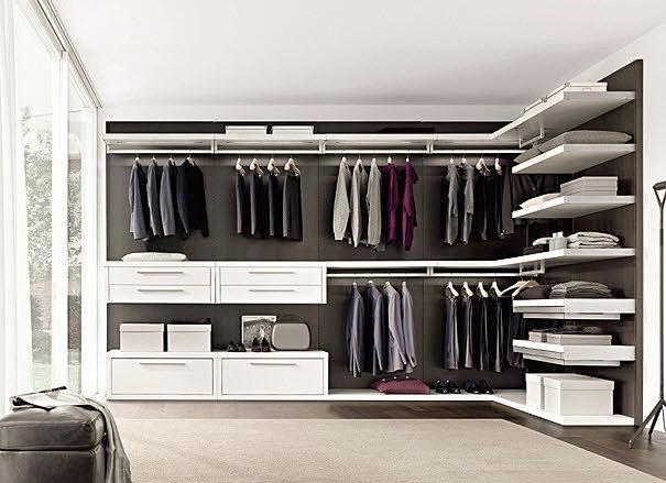 Ideas para distribuir un vestidor en 2019 vestidores - Distribuir armario empotrado ...