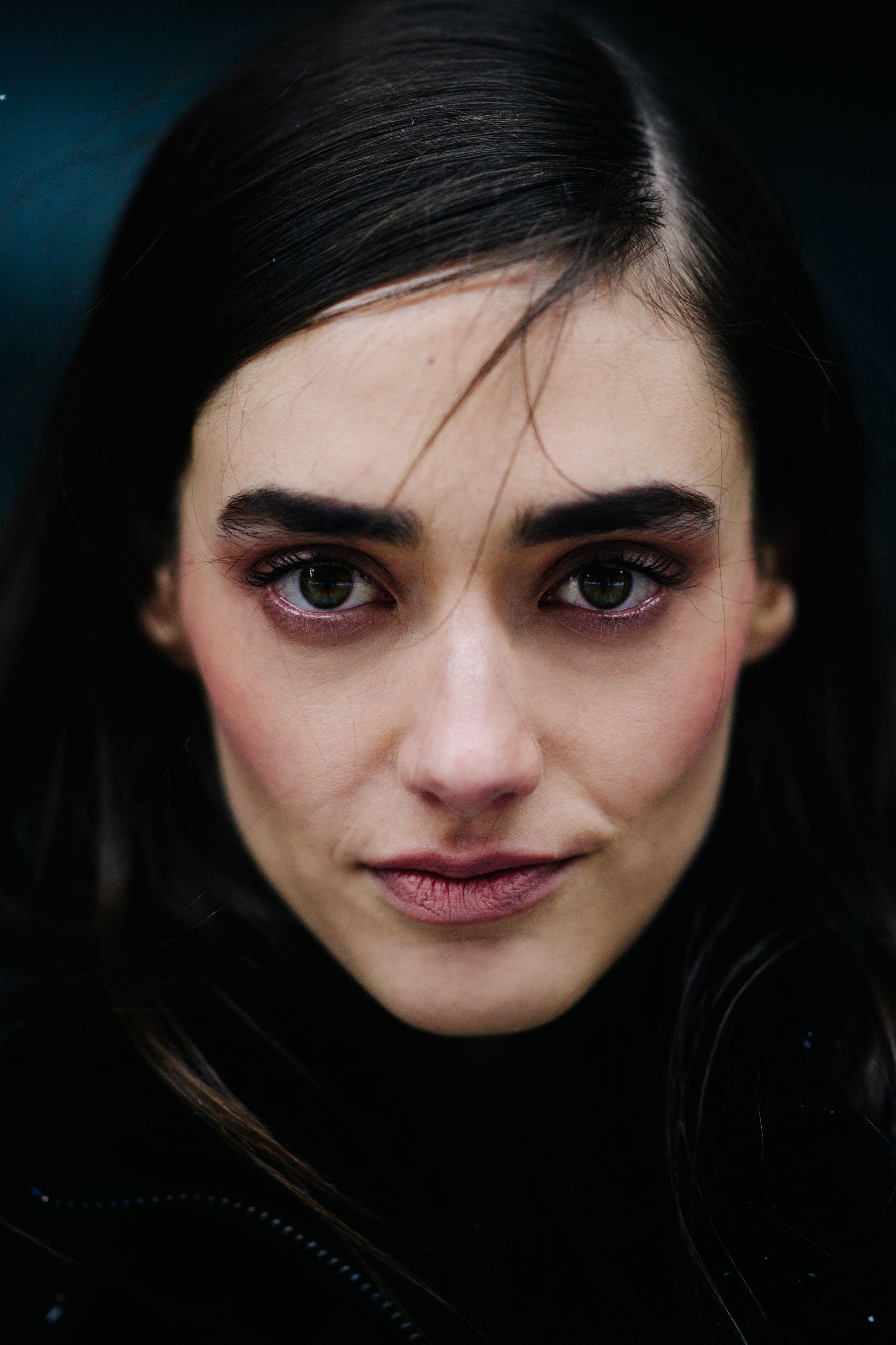 OLDUSHKA | Woman face, Female portrait, Portrait