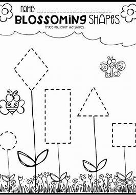 Image result for build a train worksheets for preschool