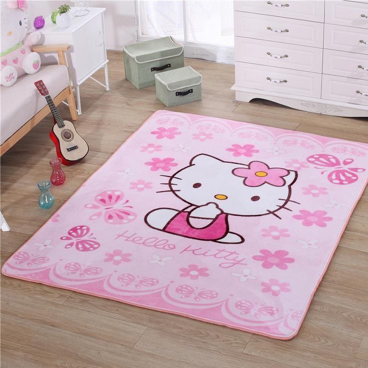 Cartoon Rugs And Carpets For Home Living Room Children Bedroom Area ...