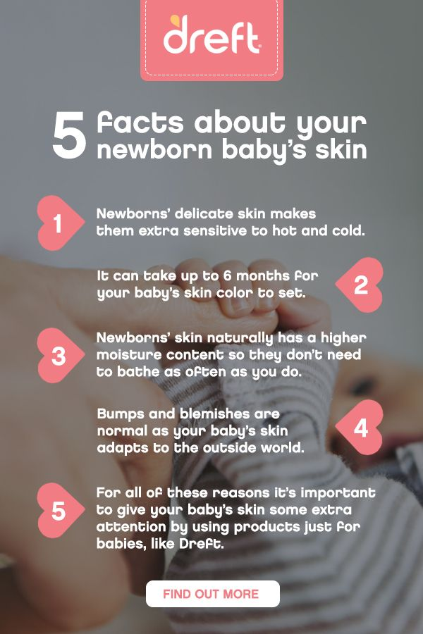 What Makes Baby Skin Special