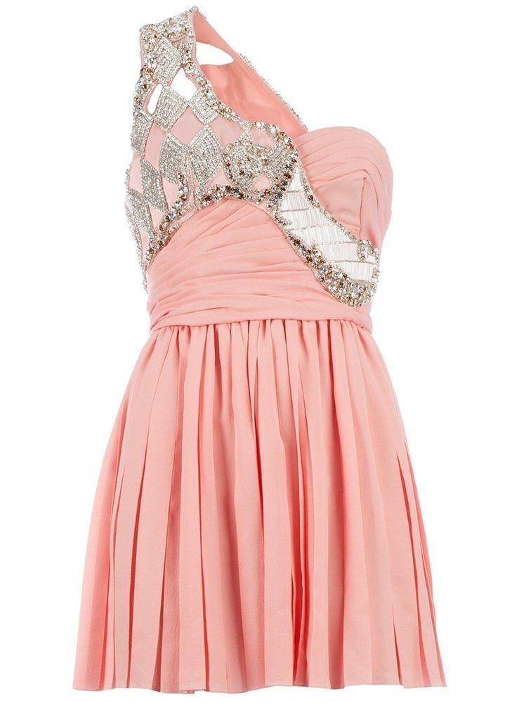 BALMAIN embellished pleated dress $6,482.23   Awesome!   Pinterest