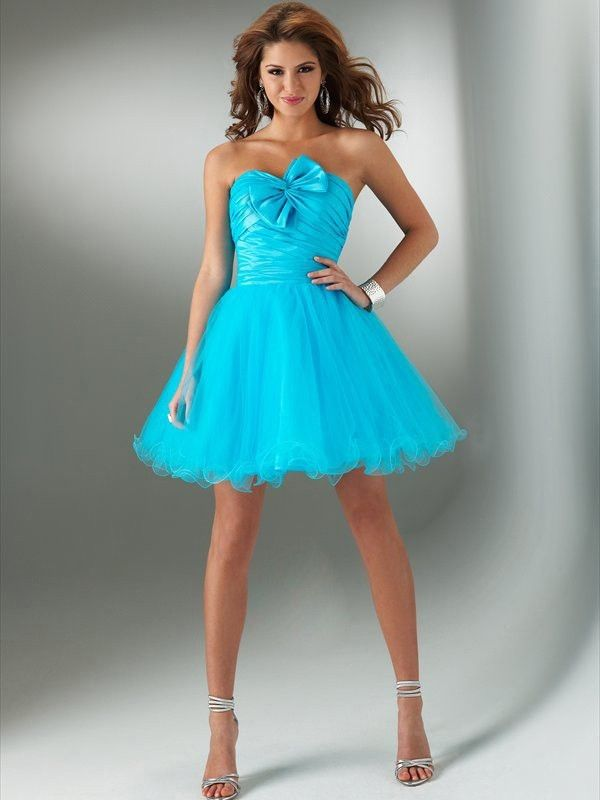 plusandcute.com pretty strapless dresses (29) #cuteclothes