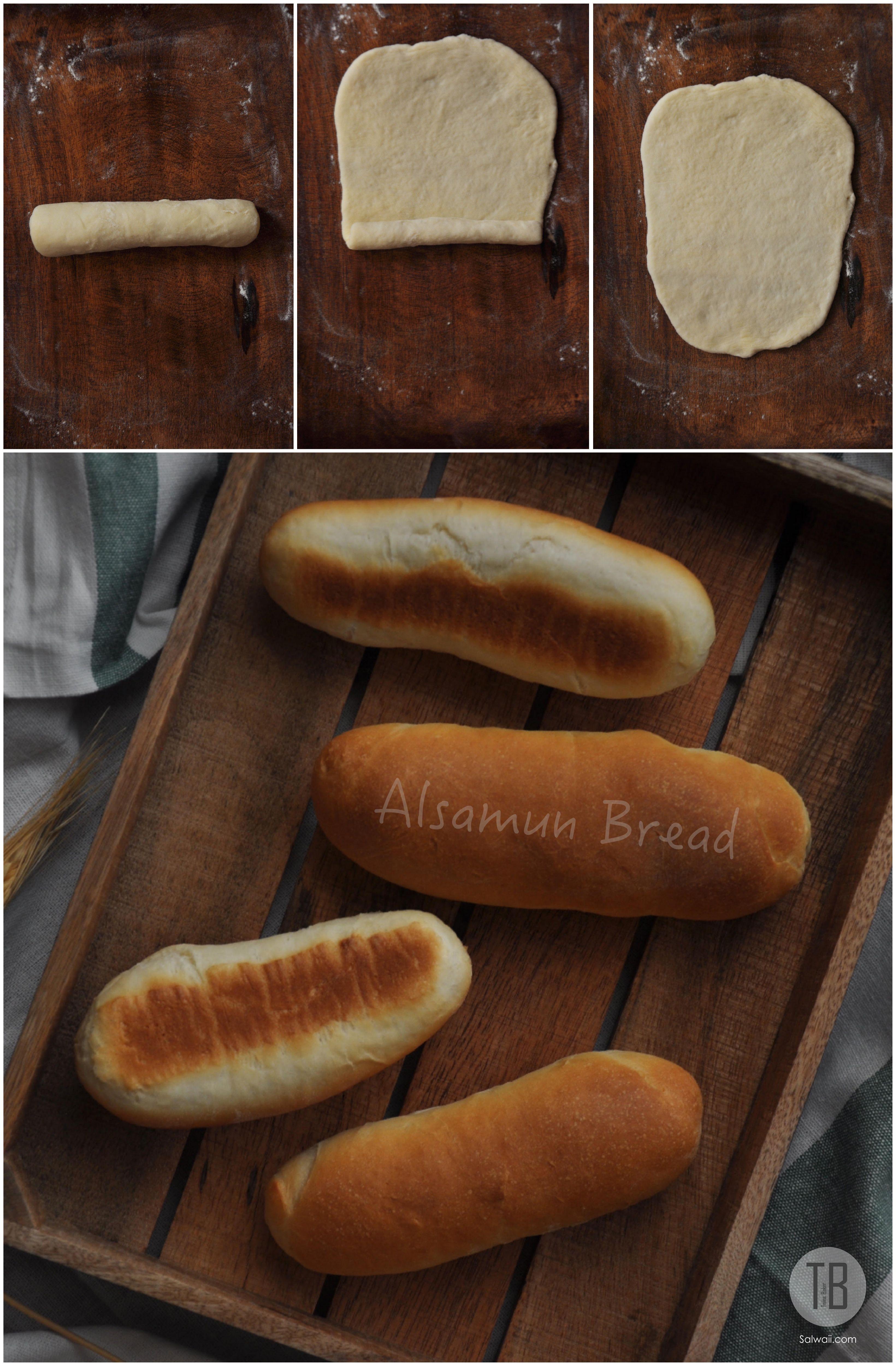 خبز الصامولي Alsamun Bread Bread Hot Dog Buns Bread Baking