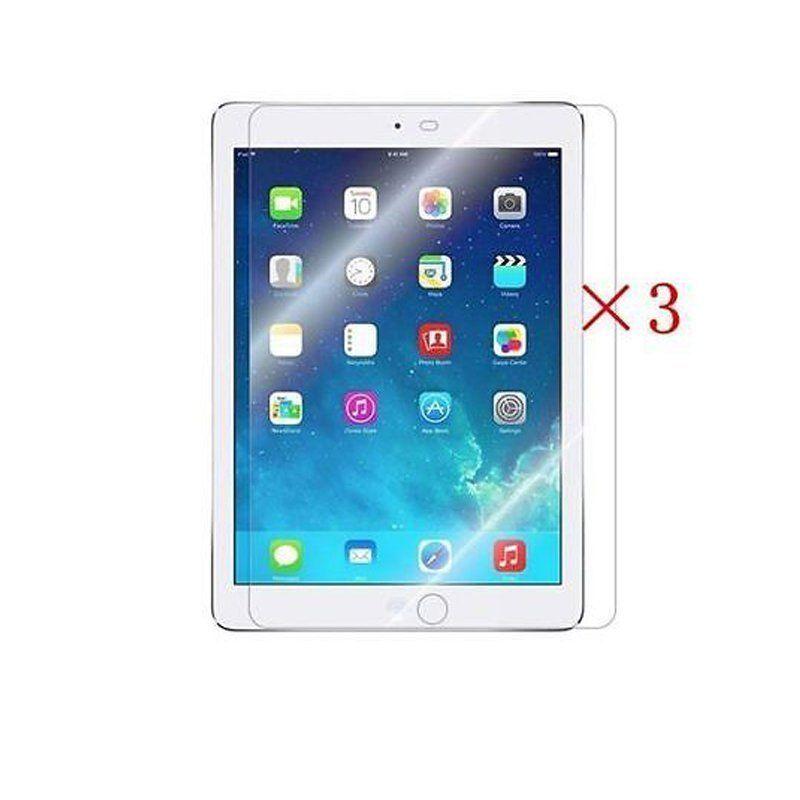 3 X HD Clear LCD Screen Protector Guard Shield Film for Apple iPad Mini 1 2 3