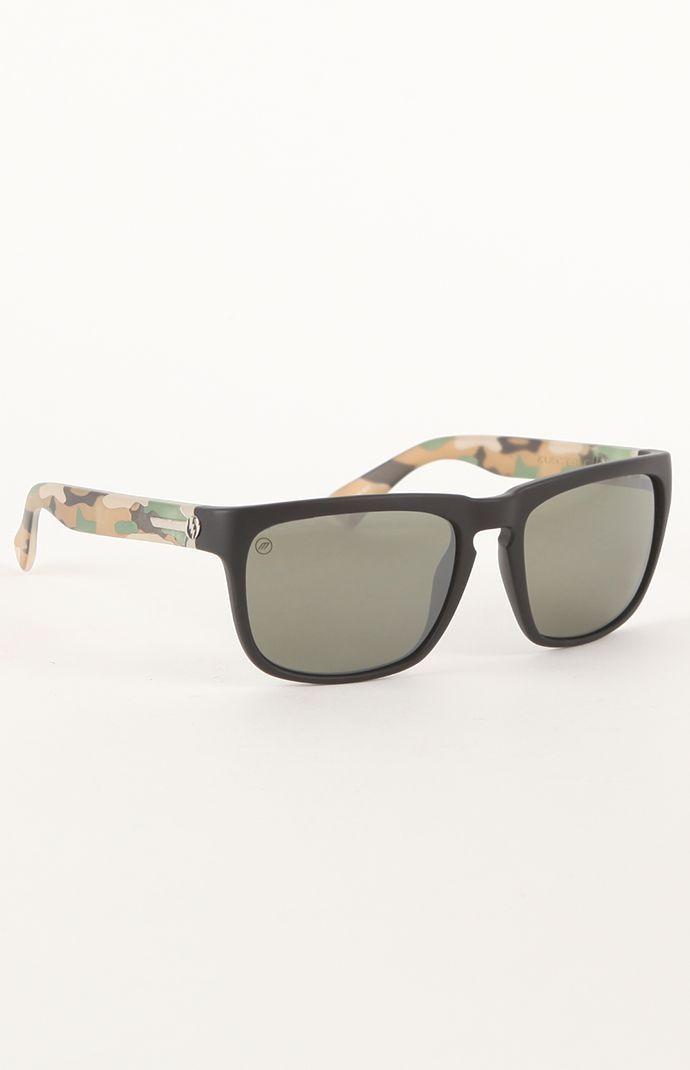 b40e5cbe5e Electric Knoxville Camo Sunglasses  pacsun