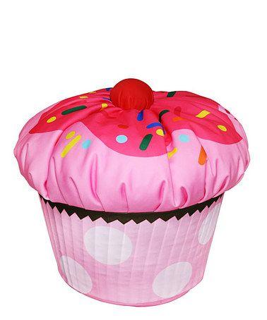 Cupcake Beanbag Chair!:)