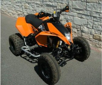 Search latest 2008 Ktm 450 xc Four Wheeler ATV for sale by Family