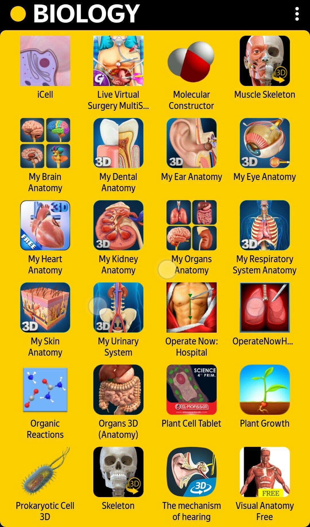 Best Free Biology Apps