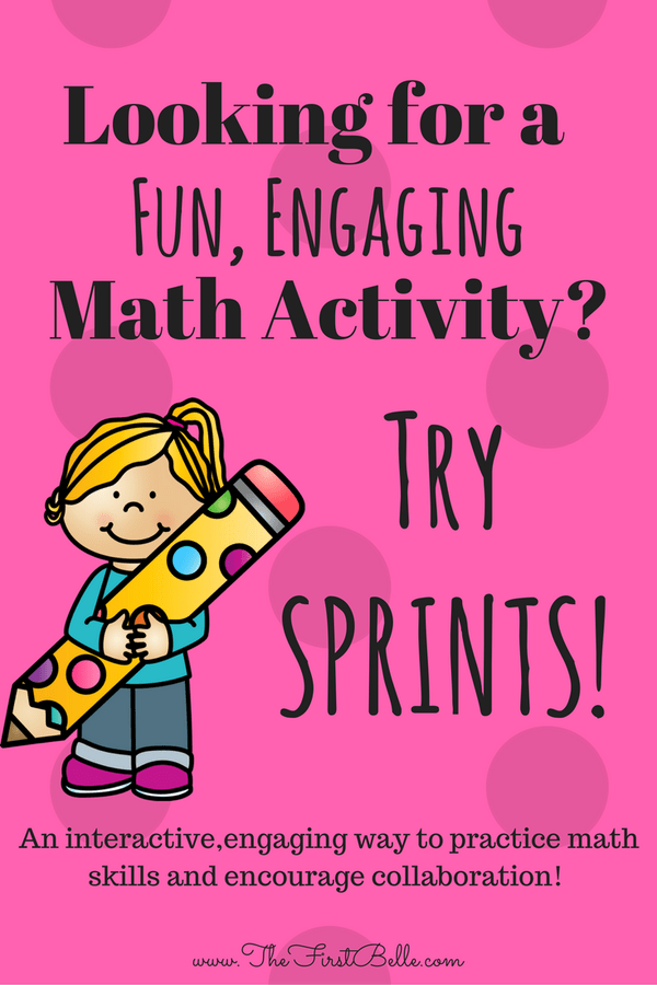 Contemporary Math Sprints Worksheets Picture Collection ...