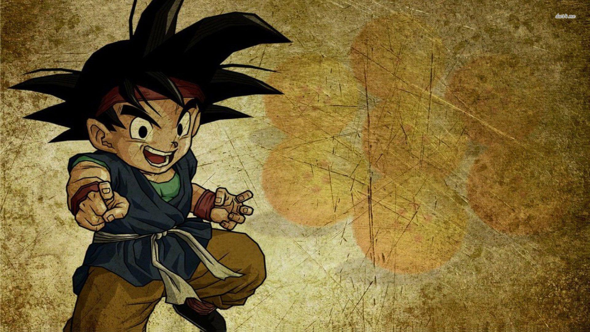 40 Best Goku Wallpaper Hd For Pc Dragon Ball Z Goku