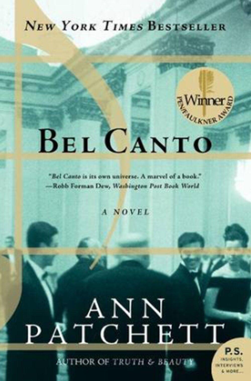 Ann Patchett Bel Canto Club De Lectura Libros Buenos Libros Para Leer